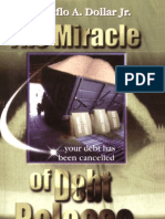The Miracle of Debt Release - Creflo A Dollar