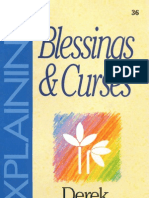 Explaining Blessings and Curses - Derek Prince