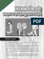 Prevencion y Manejo de Los Transtornos Alimenticios