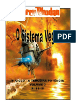 "Perry Rhodan - 1º Ciclo - A Terceira Potencia - Volume III ""O Sistema Vega"". P- 11-15"
