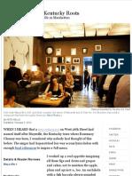 Restaurant Review - Maysville in Manhattan - NYTimes