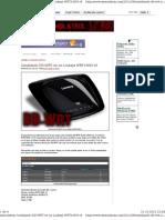 Instalando DD-WRT en un Linksys WRT160N v3 .pdf