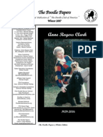 Poodle Papers Winter 2007