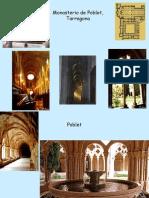 Arquitectura Gótica Desde Poblet