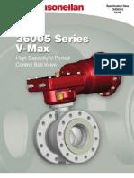 36005 Series - V-max