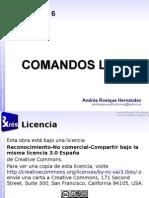 SOMM - U06 - Comandos Linux