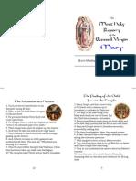 Rosary Meditations Short
