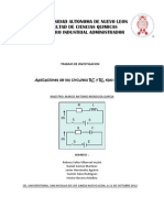 Aplicaciones Circuitos Rl y Rc