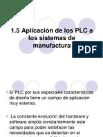 1.5 Aplicaciones de PLC