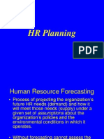 importance of human resource planning in an organisation pdf