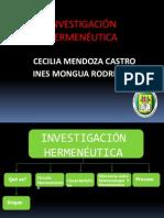 Hermeneutica Ceci