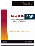 Play T&D Facilitators' Guide