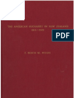 The Anglican Eucharist in New Zealand 1814-1989