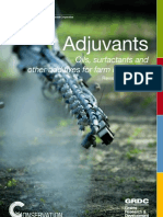 GRDC Adjuvants 2012