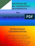 Estrategias de LecturaAna Maria Toro S