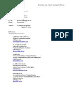 Carrasquillo-Medrano, David (Curriculum Vitae)