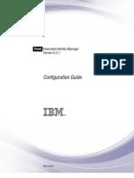 Tivoli Federated Identitty Management Configuration File