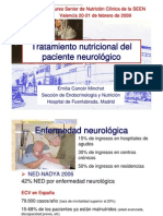 Tratamiento Nutricional Paciente Neurologico