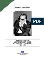 Daniel_Nanez. Abraham Guillén... orígenes de la guerrilla peronista 1955-1960