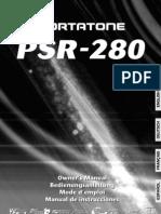 PSR280E