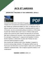 Parcs Et Jardins, Paris