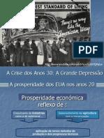 Crise Anos 30