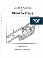 Design Piping Systems