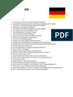 Geschichte (Weimarer Republik)