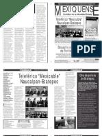 Versión impresa del periódico El mexiquense 6 febrero 2013