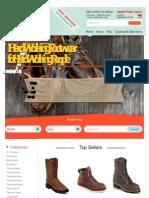 Womens & Mens Boots Online - Harley Davidson, Georgia, Magnum, Wolverine & Wellington