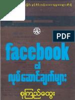 Using Facebook.