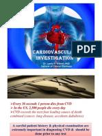 Cardiovascular Investigation