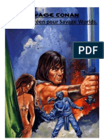 Savage Conan