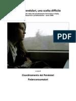 Rapporto Pendolari 08