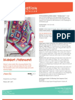 Blanket Statement Granny Squares