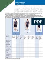 D08.26233 Postural Stability Assessment -BESS