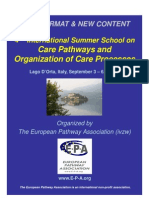 e p a Summer School Brochure 2012