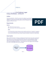 CIM HT006 Database Logger Setup