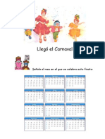 Fichas Carnaval
