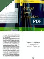 lazarus - stress and emotion