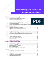 Guide Recherche en Ligne