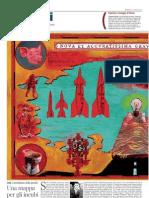 Una Mappa Per Gli Incubi Di Pynchon Di TOMMASO PINCIO - La Lettura N.63 27.01.2013