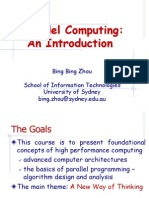 Parallel Computing An Introduction