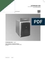 Fisa Tehnica Vitoplex 100 PV1
