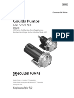 Goulds Pumps Manual