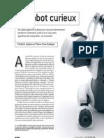 Un Robot Curieux