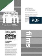 The Nordic Creative Commons Film Festival