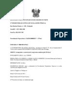 PORTARIA N 006 Acompanhar a contratação de cooperativas médicas pelo SUS local