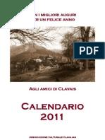 Calendario di Clavais 2011