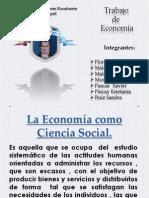 La Economía como ciencia Social-M